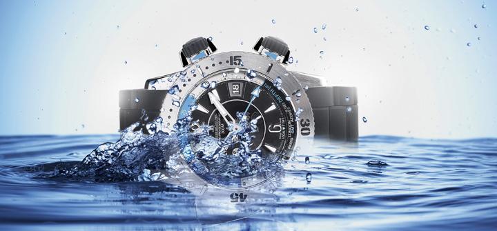 Bien choisir sa montre tanche et comprendre le probl me for Le beton cire est il etanche